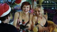 7. Екатерина Маликова и Екатерина Тейзе в купальниках – От 180 и выше