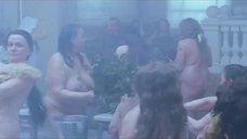 Незваные гости в женской бане
