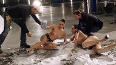 4. группа «Nikita» топлес для журнала Maxim