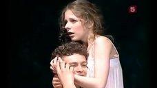 Фрагменты спектакля «Ромео и Джульетта» с Лизой Арзамасовой