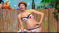 1. Мария Семкина на конкурсе «Звездная Мисс Россия — 2008»