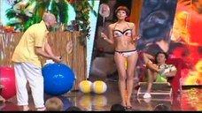 3. Мария Семкина на конкурсе «Звездная Мисс Россия — 2008»