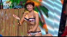 Мария Семкина на конкурсе «Звездная Мисс Россия — 2008»