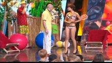 7. Мария Семкина на конкурсе «Звездная Мисс Россия — 2008»