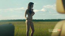 9. Фотосессия Марии Семкиной для Maxim