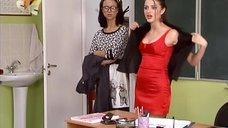 2. Сексуальная Анастасия Сиваева – Папины дочки: Суперневесты