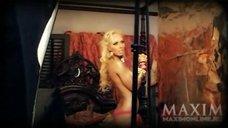 1. Фотосессия Маши Малиновской для Maxim