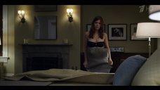1. Кейт Мара в черном белье – Карточный домик