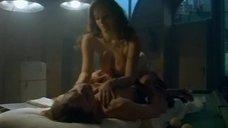 Секс с Мариной Могилевской на бильярдном столе