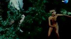 1. Голая Надежда Курилко бегает по лесу – Остров любви