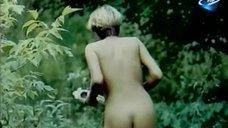 8. Голая Надежда Курилко бегает по лесу – Остров любви