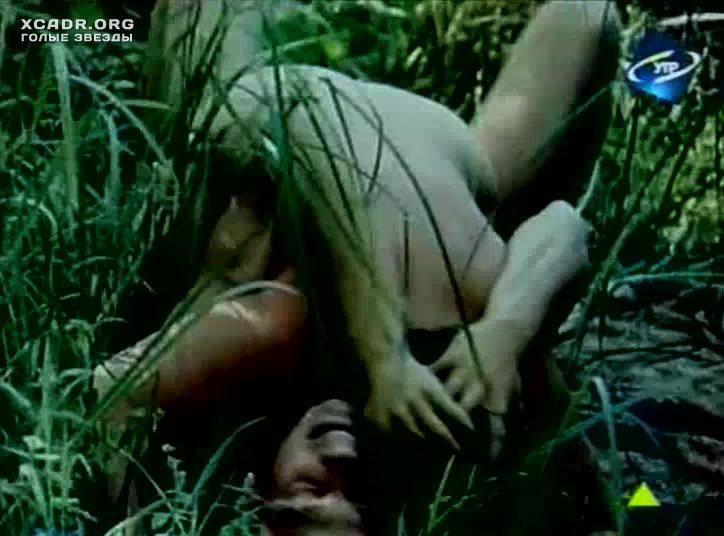 На траве секс