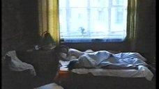Марина Могилевская и Мария Голубкина спят голые
