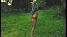 1. Мария Голубкина в красном купальнике – Хоровод