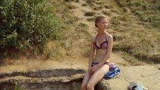 Светлана Иванова в купальнике