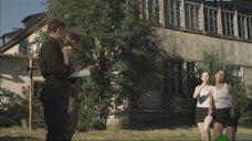 3. Анна Халилулина, Светлана Иванова и Светлана Устинова на пробежке – Разведчицы