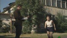 4. Анна Халилулина, Светлана Иванова и Светлана Устинова на пробежке – Разведчицы