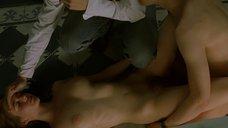 11. Секс с Евой Грин на полу – Мечтатели