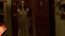 Ева Грин в прозрачном платье