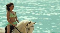 Катерина Мурино на коне