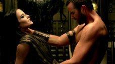 1. Страстный секс с Евой Грин – 300 спартанцев: Расцвет империи
