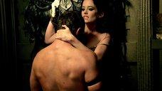 4. Страстный секс с Евой Грин – 300 спартанцев: Расцвет империи