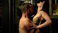 5. Страстный секс с Евой Грин – 300 спартанцев: Расцвет империи