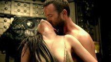 7. Страстный секс с Евой Грин – 300 спартанцев: Расцвет империи