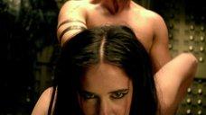 9. Страстный секс с Евой Грин – 300 спартанцев: Расцвет империи