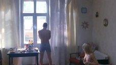 3. Голая грудь Оксаны Акиньшиной – Игры мотыльков