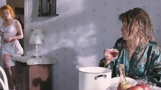 Анна Слю в белье