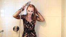 4. Фотосессия Светланы Ходченковой для журнала Glamour
