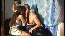 3. Эротические кадры с Юлией Галкиной – Поцелуи падших ангелов