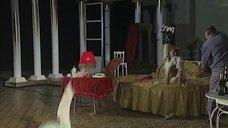 3. Сексуальная Любовь Толкалина на сцене театра – Близнецы