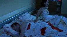 2. Валерия Ланская в ночнушке – Осенний лист