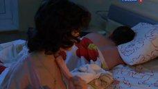 2. Валерия Ланская ложится в постель – Осенний лист