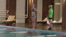 3. Линда Лапиньш в купальнике – Развода не будет