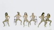 Сексапильный танец женщин