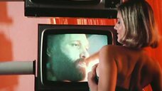 3. Откровенная сцена с Верой Фишер – Я тебя Люблю (1981)