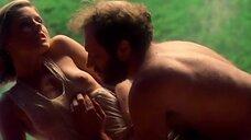 1. Возбужденная полностью голая Вера Фишер – Я тебя Люблю (1981)