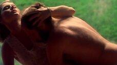 2. Возбужденная полностью голая Вера Фишер – Я тебя Люблю (1981)