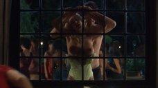 Секс с сисястой блондинкой у окна