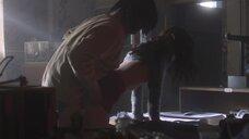 5. Секс сцена с Сиори Дои – На берегу реки