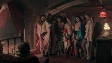 Проститутки в советском борделе
