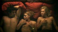 3. Билли Пайпер и Бет Кордингли топлес после секса – Тайный дневник девушки по вызову