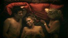 5. Билли Пайпер и Бет Кордингли топлес после секса – Тайный дневник девушки по вызову
