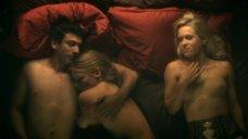 6. Билли Пайпер и Бет Кордингли топлес после секса – Тайный дневник девушки по вызову