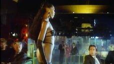 Секси Miryam Luna в стрип-клубе