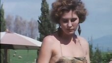 Лара Вендел в купальнике