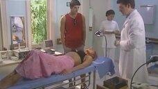 Вера Фишер в больнице